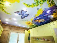 5 причин установить натяжные потолки