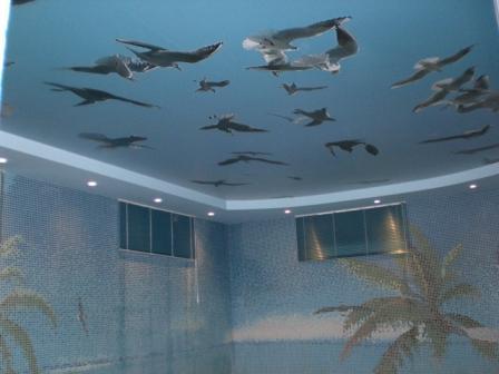 Montage faux plafond lambris pvc creteil devis travaux for Montage lambris pvc plafond
